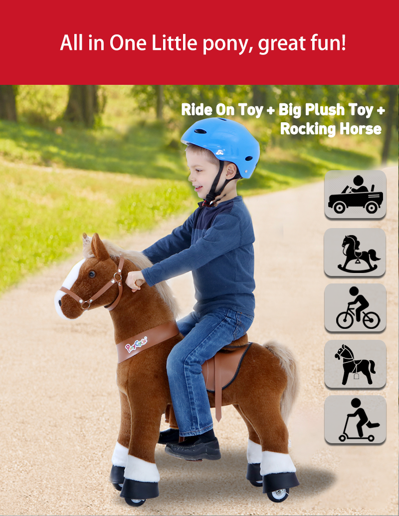 PonyCycle ride on pony toy  all-in-one