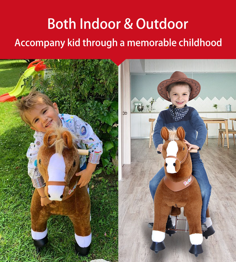 onyCycle ride on pony toy  outdoor play