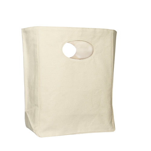 Organic Cotton Lunch Tote Bags
