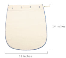 Load image into Gallery viewer, Organic Cotton Cheesecloth Bags - Nut Milk Straining Bags - Filtration Bags