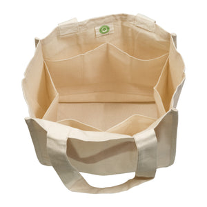 Tote Grocery Bags of 100% Organic Cotton