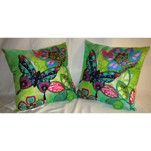 Butteryfly Pillow
