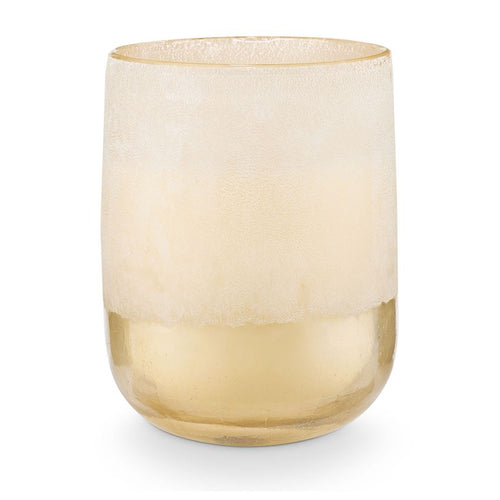 Coconut Milk Mango Candle- Large Mojave Glass