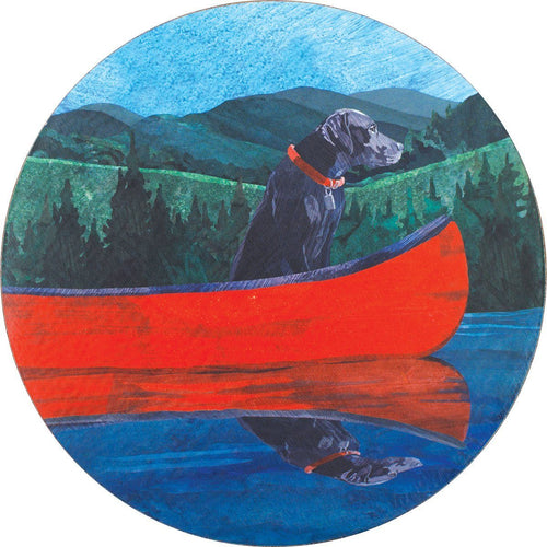 Lake Labrador Coasters