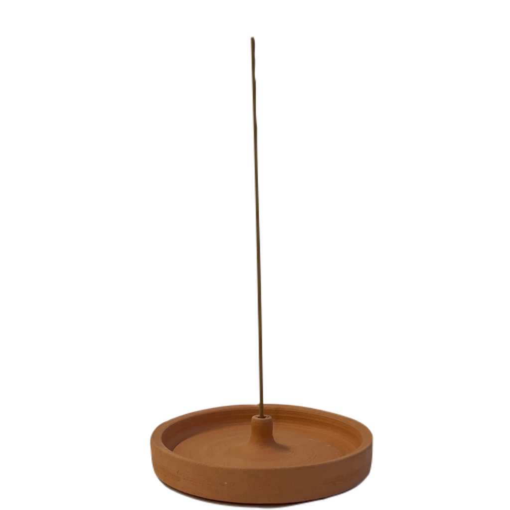 Heartwood x StudioP Terracotta Incense Holder