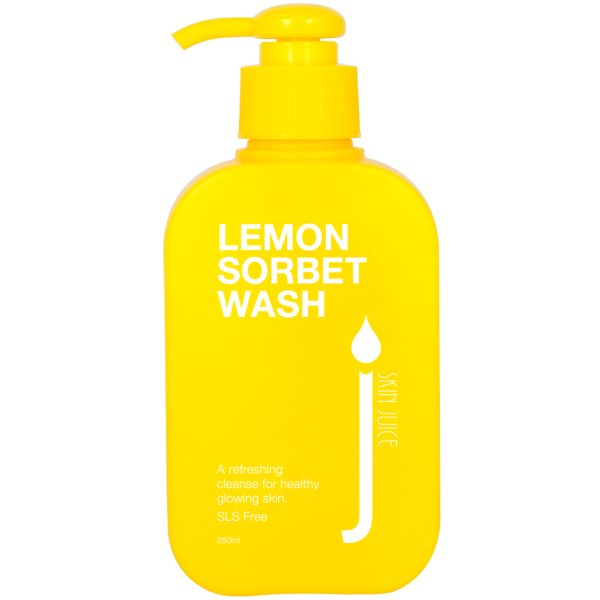 Lemon Sorbet Wash - Creamy Body Wash
