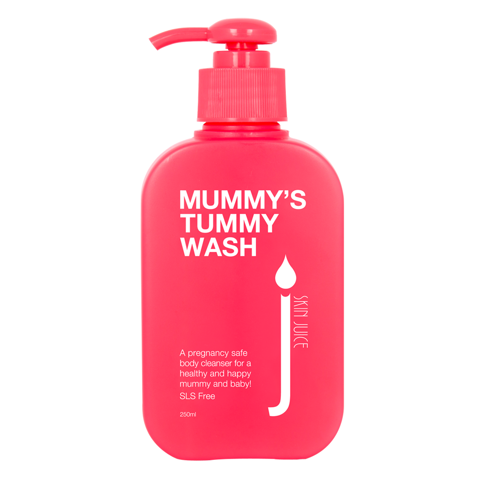 Mummy's Tummy - Wash