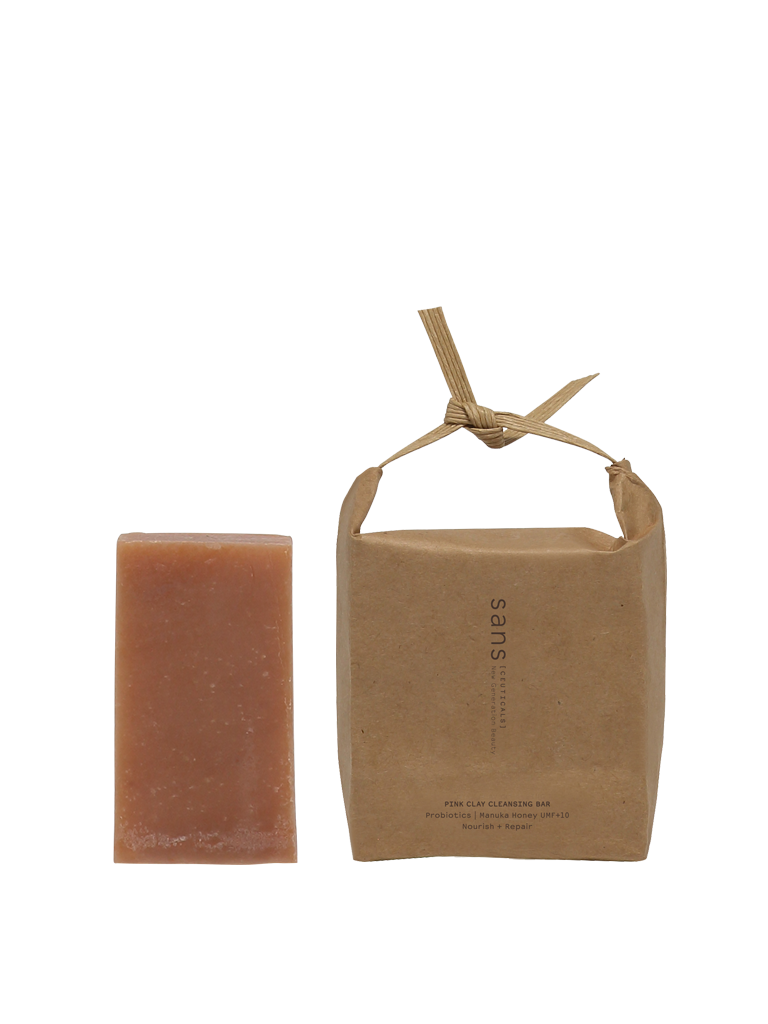 French Clay Cleansing Bar