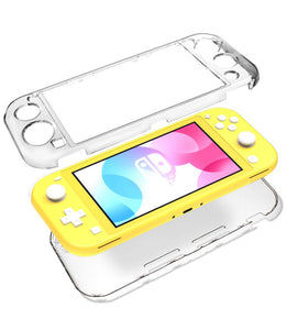 Rainbow Blue Full Crystal Switch Lite Case