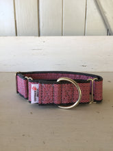 Load image into Gallery viewer, Rescued collar - Red diamond (Medium)