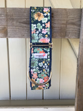 Load image into Gallery viewer, Rescued collar - Floral (Medium extra wide)