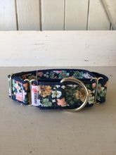 Load image into Gallery viewer, Rescued collar - Floral (Medium)