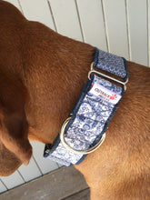 Load image into Gallery viewer, Rescued collar - Paisley diamond