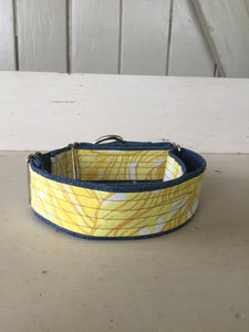 Rescued collar - Yellow (Large)