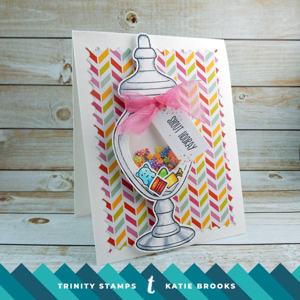 Candy Jar Die Set