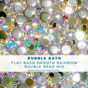 Bubble Bath Baubles Embellishment Mix