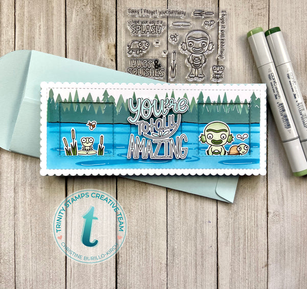 3x4 Hugs & Squishes Stamp Set
