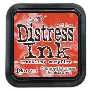 Distress Ink Pad - Crackling Campfire