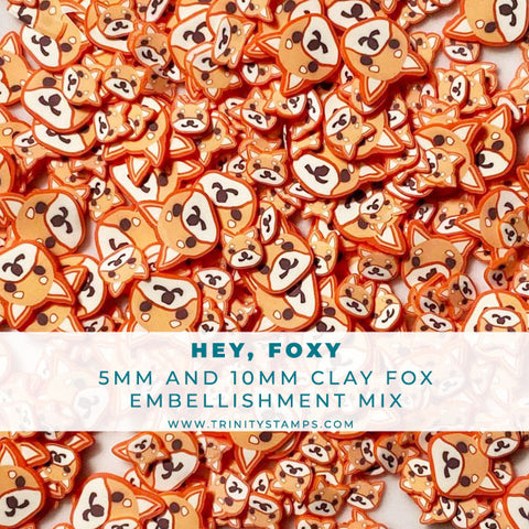 Hey Foxy - Embellishment Mix