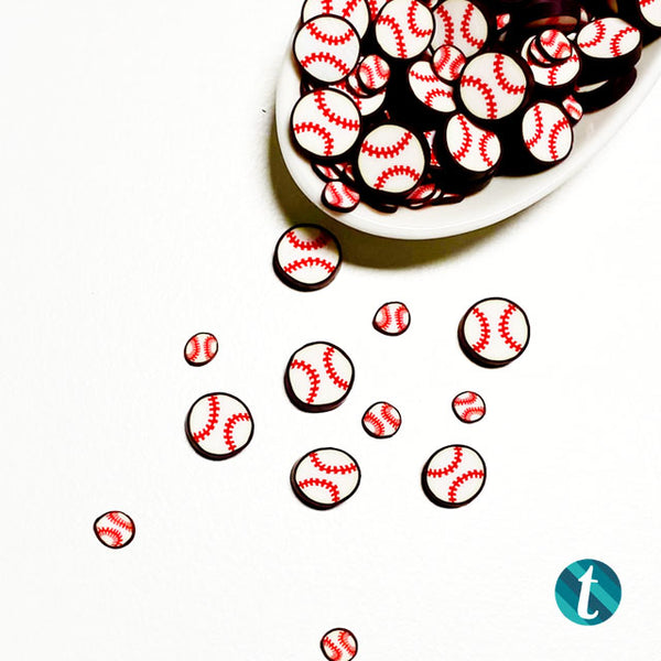 Home Run - Clay Sprinkles Embellishment Mix