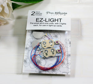 Pearblossom Press EZ-LIGHT (2) PACK