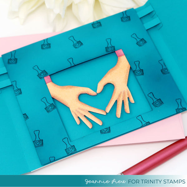 Create With Trinity Coordinating Die set with Gift Card Holder Die Set