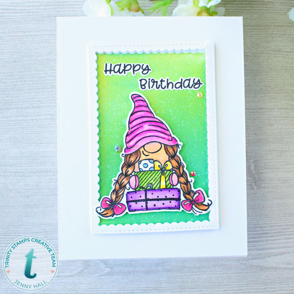 3x4 Just For You Stamp Set
