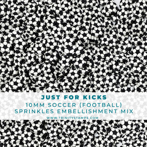 Just For Kicks - Clay Sprinkles Embellishment Mix