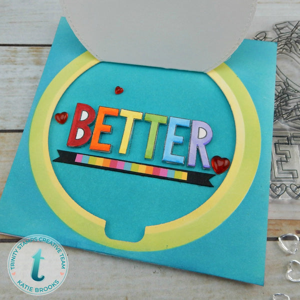 3x4 A Better Place Photopolymer Stamp Set