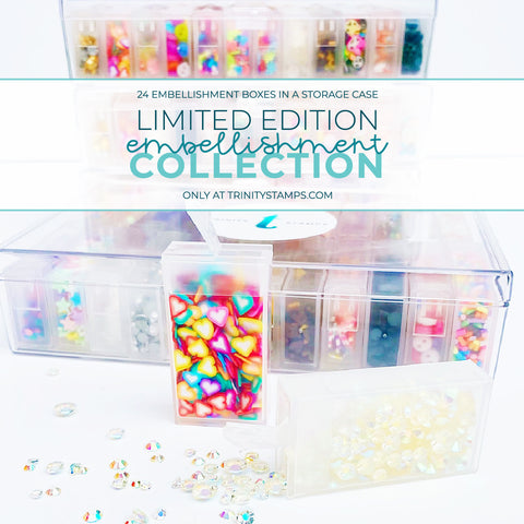 Limited Edition 24 pc Embellishment Box Set