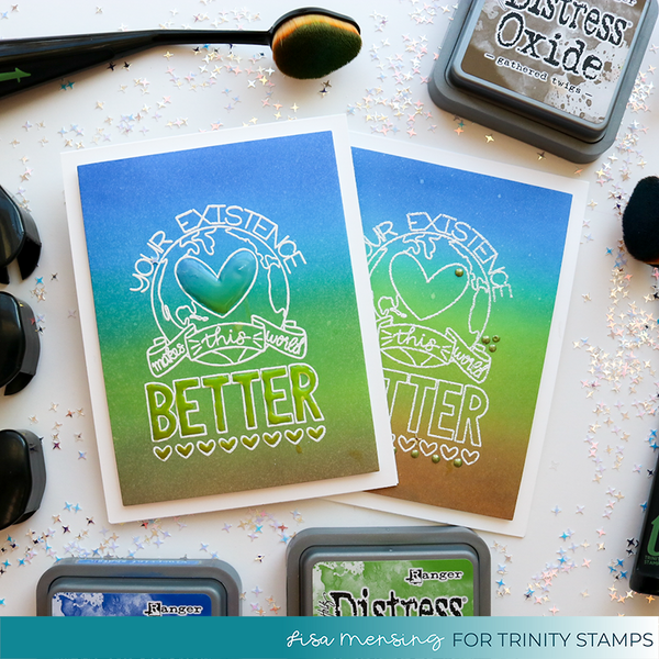 A Better Place 3x4 Stamp Set