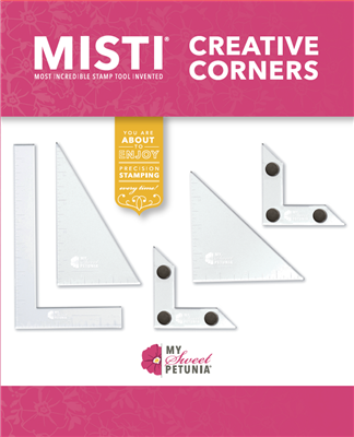 Misti Creative Corners Tool Set