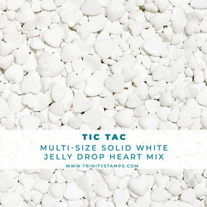 Tic Tac - Jelly Drop Heart mix