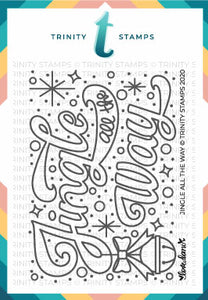 3x4 Jingle All the Way Stamp Set