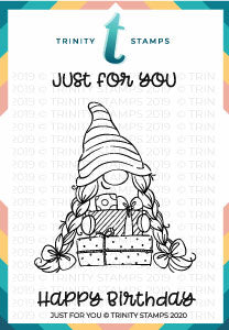 Just For You 3x4 Stamp Set