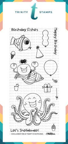 4x8 Shellabration Stamp Set