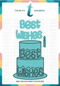 Best Wishes Coordinating Die set