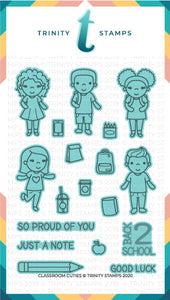 Classroom Cuties Coordinating Die Set