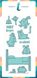 Dust Bunnies - Coordinating Die Set