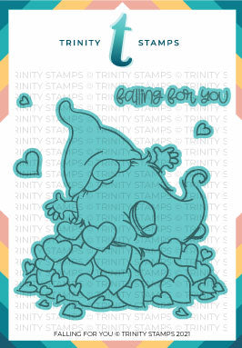 Falling For You Coordinating Die Set