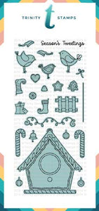Gingerbird House Coordinating Die Set