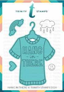 Hang In There Coordinating Die Set