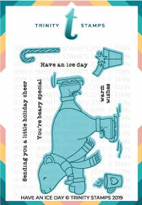 Have An Ice Day Coordinating Die Set