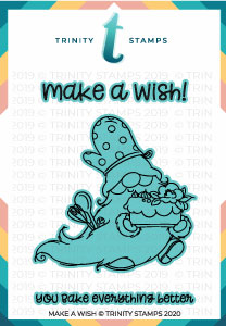 Make A Wish Coordinating Die set