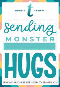 Sending Hugs Die Set