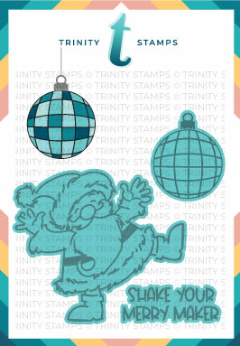 Shake Your Merry Maker Coordinating Die Set