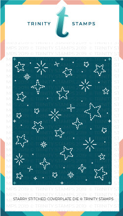 Starry Skies Coverplate Die