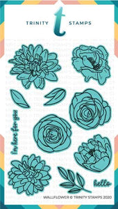 Wallflower Coordinating Die set