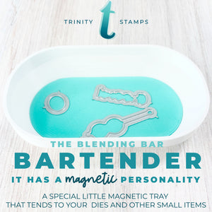 Blending Bar - Bartender Magnetic Tray