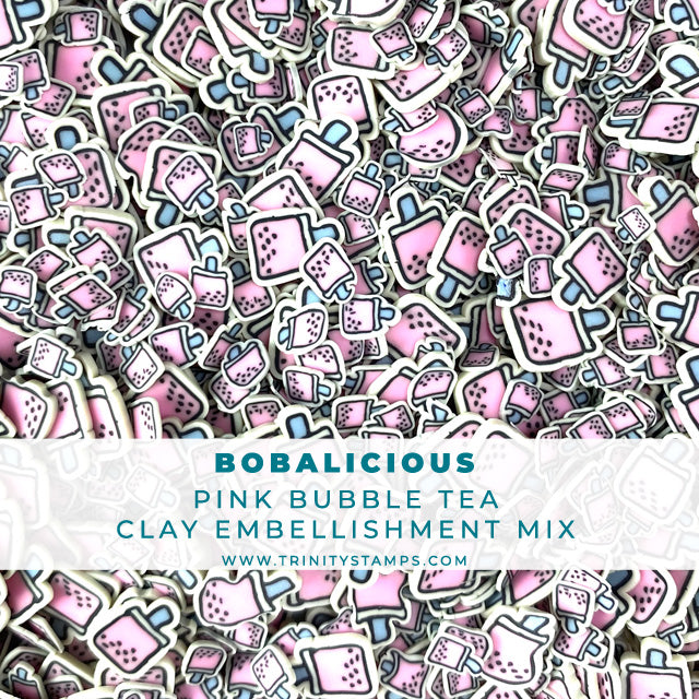 Bobalicious Clay Sprinkles Embellishment Mix